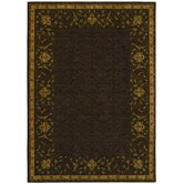First Lady Royal Pavilion Washington Brown Rug