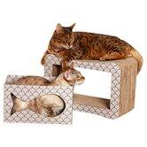 Enchanted Home Pet Cat Condos & Cat Trees