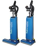 Twinmaster Dual Motor Upright Carpet Vacuum