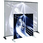 Grand Format Jumbo Banner Stand