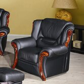 Victoria Leather Armchair