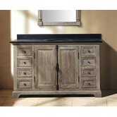 Genna 56&quot; Single Bathroom Vanity