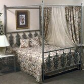 Garden Wrought Iron Bed