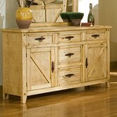 Bear Creek 5 Drawer Dresser