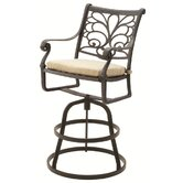 Windsor Swivel Barstool