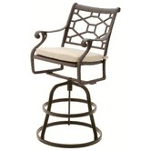 Presidio Swivel Barstool