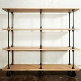 District Eight Design Decorative Shelving