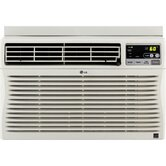 8000 BTU Energy Star Window-Mounted Air Conditioner with Remote