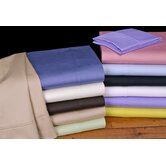 Wrinkle Resistant 300 Thread Count Woven Stripe Sheet Set