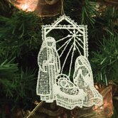 Heritage Lace Ornaments, Tree-Toppers, And More