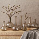 Champagne Vintage Decorative Bottle (Set of 7)