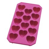 Slim Heart Ice Cube Tray