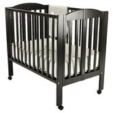 2-in-1 Portable Folding Crib