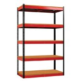 Fort Knox Rivetwell Shelving Unit with Particle Board Deck