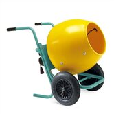 Wheelman II - Portable Gas Concrete Mixer
