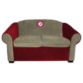 NCAA TeamSeats Microsuede Loveseat