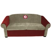 NCAA TeamSeats Microsuede Sofa