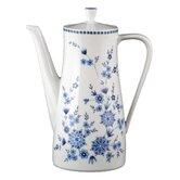 Doris Bavarian Blue Coffee Pot