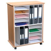 Beech Multi Organiser Mobile Unit