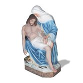 ResinStone Pieta Statue