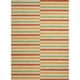 Coastal Living(R) I-O Marigold Stripe Indoor/Outdoor Rug