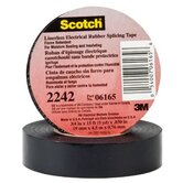 "Linerless Electrical Rubber Tape 2242 - 3/4""x15' linerless splicing tape"