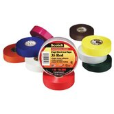 Scotch® Vinyl Electrical Color Coding Tapes 35 - 35 3/4x66 orange vinyl color coding tape
