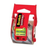 Scotch Sure Start Packaging Tape, 6/Pack
