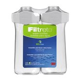 Filtrete RB01-W01-2 Water Bottle (2 Bottles)