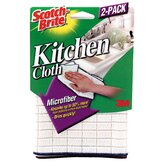 Scotch-Brite Kitchen Cloth (2 Pack)
