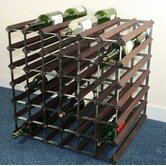 Double Depth 84 Bottle Wine Rack
