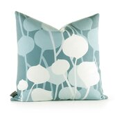 Aequorea Seedling Graphic Pillow in Cornflower