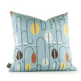 Aequorea Carnival Pillow in Cornflower