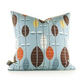 Aequorea Carousel Pillow in Cornflower