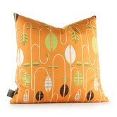 Aequorea Carnival Pillow in Sunshine
