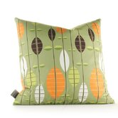 Aequorea Carousel Pillow in Grass