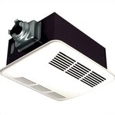 WhisperWarm� 110 CFM Ceiling Mounted Bathroom Fan/Heat Combination