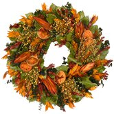 Indian Summer Protea Wreath