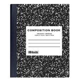 Marble Composition Book  (Set of 48)