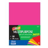 Neon Color Multipurpose Paper