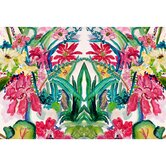 Garden Multi Florals Door Mat