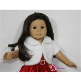 Noel Holiday Doll Dress
