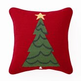 Trim a Green Tree Pillow