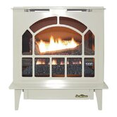 Hepplewhite Freestanding Steel-Body Stove