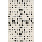 Dreamscape White Sand Rug