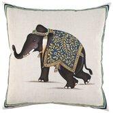 Indian Elephant Decorative Pillow