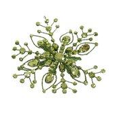 Jewel Snowflake Ornament