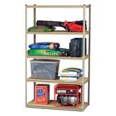 "Adjust. Shelving,1000 lb. Cap.,48""x24""x84"" or 96""x24""x42"",SD"