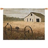 White Barn Tapestry