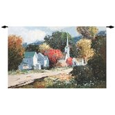 Quiet Street Tapestry